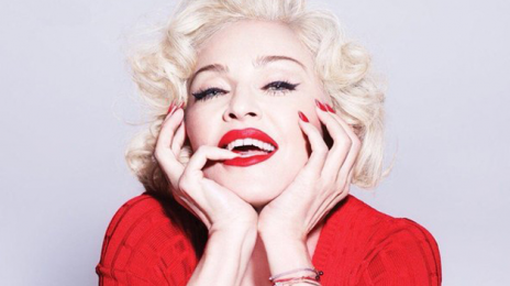 Hot Shots: Madonna Hits The Studio For New Album Ahead Of 60th Birthday