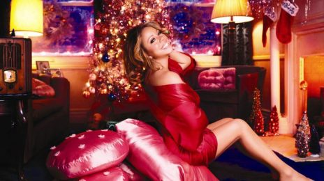 Major! Mariah Carey's 'All I Want For Christmas Is You' Re-Peaks / Hits US Top 10 For First Time In 23 Year History