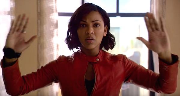 Minority Report Series - Black Sci Fi With Megan Good