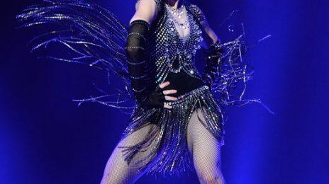Hot Shots: Madonna Kicks Off 'Rebel Heart Tour' In Montreal