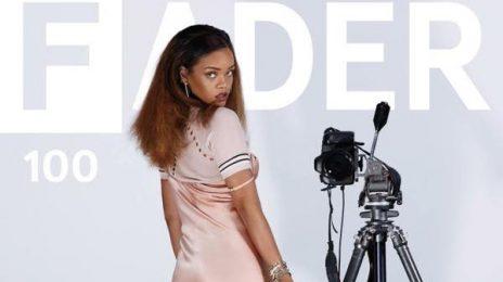 Rihanna Covers FADER