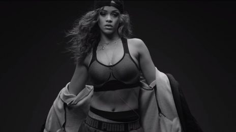 Rihanna Stars In New Puma Commercial / New Album Remains M.I.A