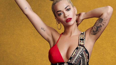Rita Ora Rocks Atlanta With New Song 'Religion' / Cosies Up To Usher