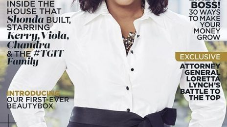 #TGIT:  'Scandal' & 'How To Get Away With Murder' Take Over 'Essence' Mag