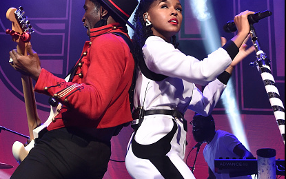 Watch: Janelle Monae & Jidenna Rock 'Eephus Tour' With 'Yoga' & 'Classic Man'