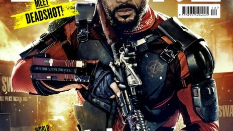 Hot Shot: First Look Of Will Smith As 'Suicide Squad's Deadshot