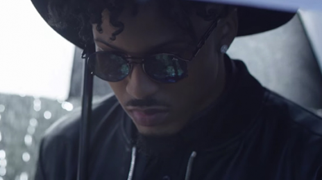 August Alsina Releases 'Song Cry' Video Trailer