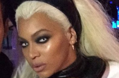 Hot Shot: Beyonce Attends Ciara's 30th Birthday Bash As Storm