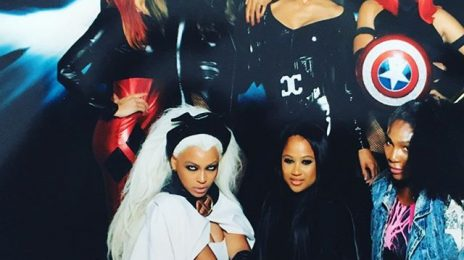 Hot Shots:  More From Ciara's 30th Bday Bash (Beyonce & Kelly Rowland Featured)