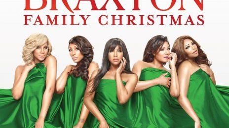 The Braxton's Announce Holiday Album 'Braxton Family Christmas'