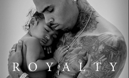 Chris Brown Releases 'Royalty' Album Cover