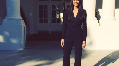 Hot Shots: Ciara Wows At The White House