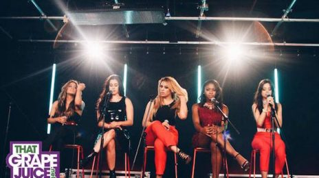 Exclusive: Fifth Harmony Rock That Grape Juice With 'Worth It' Acoustic