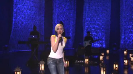 Watch: Gwen Stefani Performs 'Used To Love You' On 'Ellen'