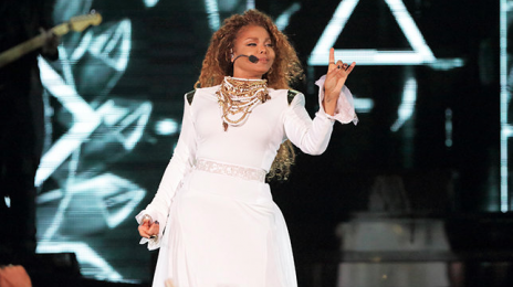 Janet Jackson To Re-Launch Tour In The Fall?