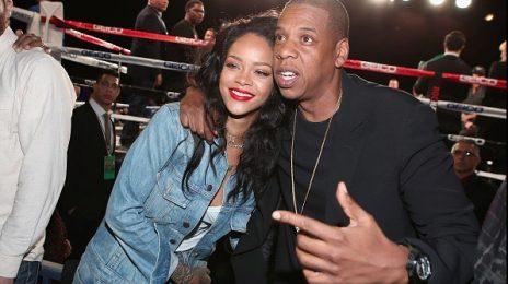 Jay Z Remarks On Rihanna's Album Delay & Label Move