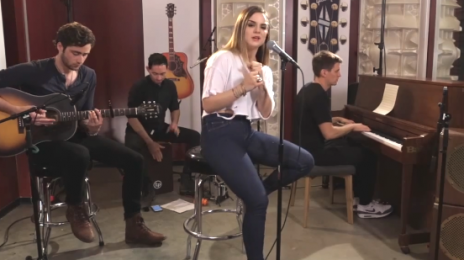 Watch: JoJo Wows With 'When Love Hurts' Acoustic