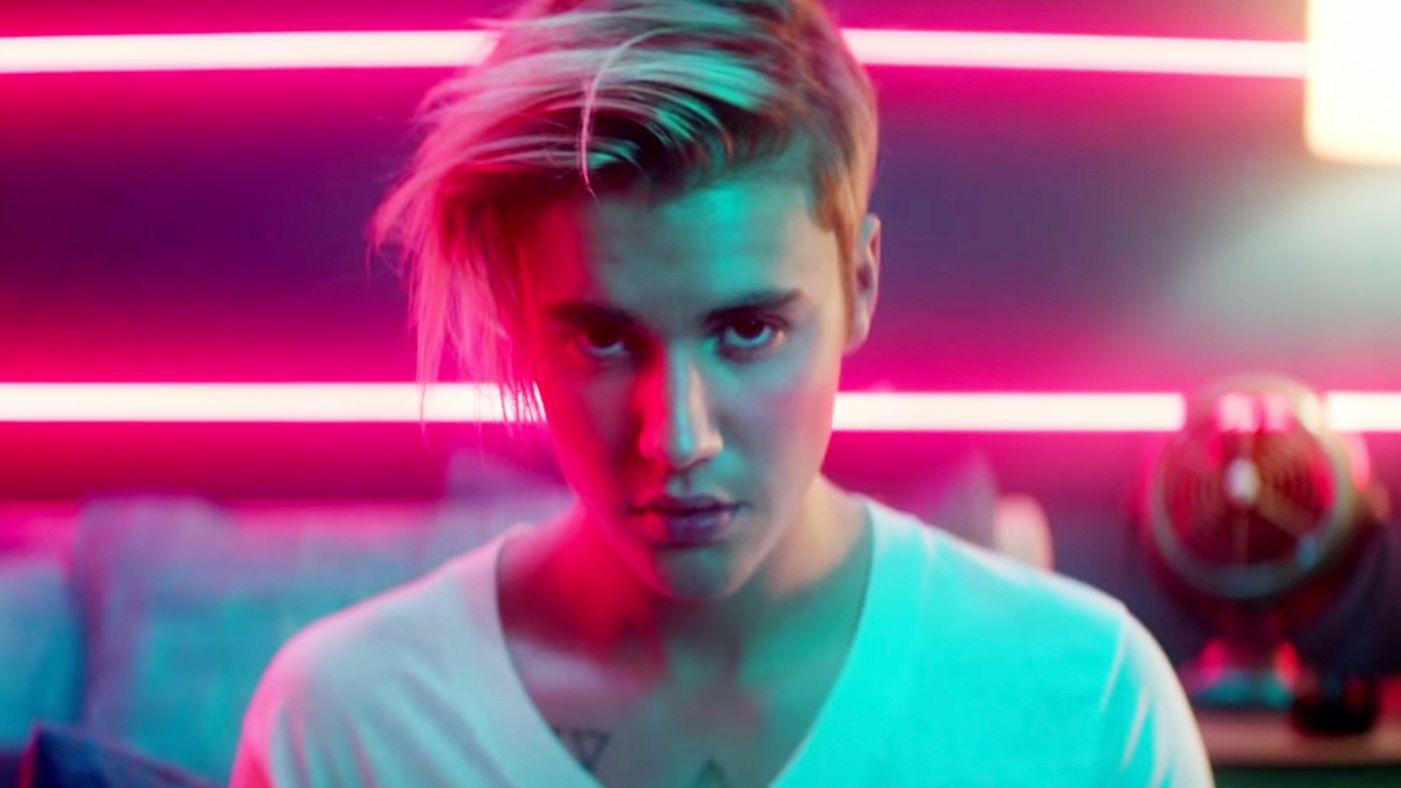 Justin Bieber Announces Album Title