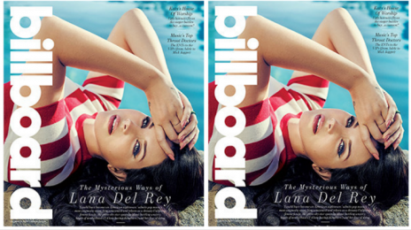 Lana Del Rey Dishes On Acting, Motherhood, & Fear of Death With Billboard