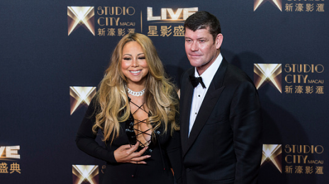 Hot Shots: Mariah Carey Stuns At Studio City Casino Opening Ceremony