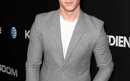 Hot Shots: Nick Jonas Celebrates 'Kingdom's Season Two Premiere