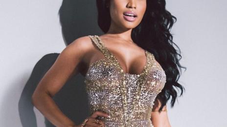 Nicki Minaj Inks Major Modelling Deal With Wilhelmina