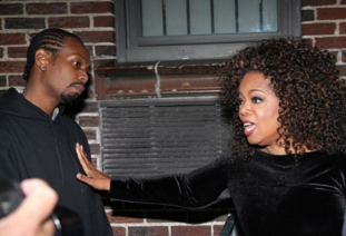 "Oprah Winfrey Confronted By Man Claiming To Be Her ""Secret"" Son"