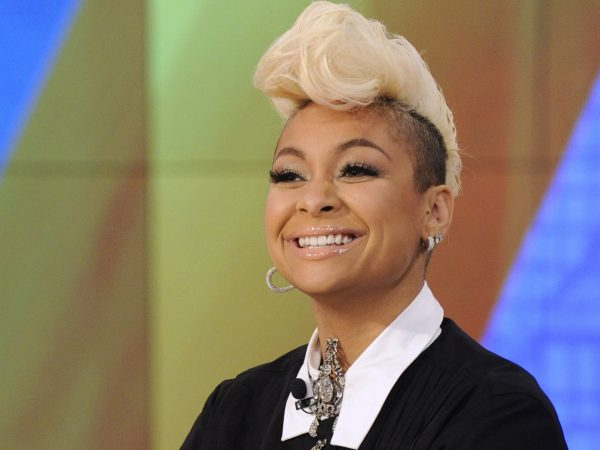 Raven Symone Breaks Silence On 'Ghetto Names' Controversy