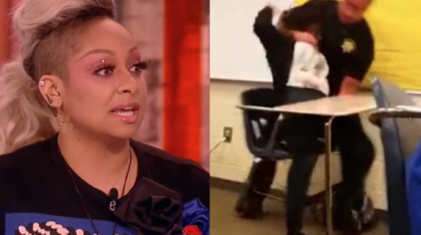 "Raven-Symone On Spring Valley High School Assault: ""Student Shouldn't Have Been On Phone"""