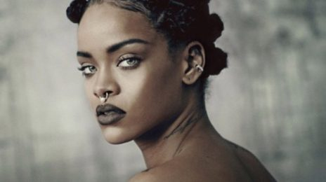 Rihanna Announces New Album Name / Reveals Cover