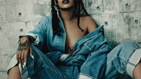 "Backlash: Rihanna Slammed For ""Borrowing"" Album Cover Concept"