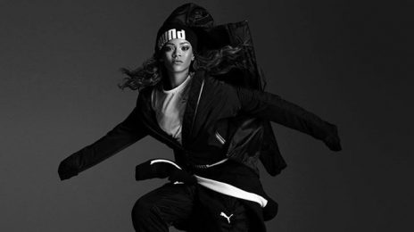 Rihanna Takes Flight In New Puma Promo