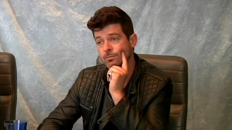 Watch: Robin Thicke's Explosive 'Blurred Lines' Deposition