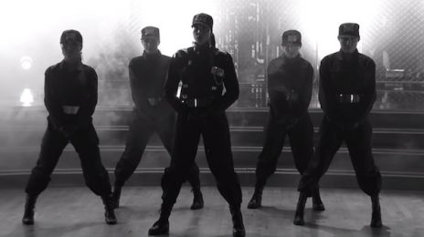 Watch: Tamar Braxton Rocks 'Dancing With The Stars' With Janet Jackson's 'Rhythm Nation'