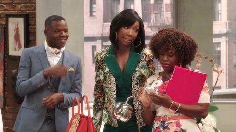 First Look Trailer: BET's 'Zoe Ever After' (Starring Brandy)