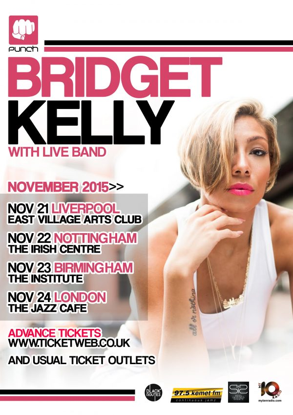 BRIDGET KELLY FLYER