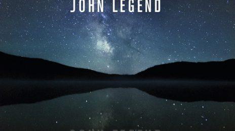 New Song:  John Legend - 'Under the Stars'
