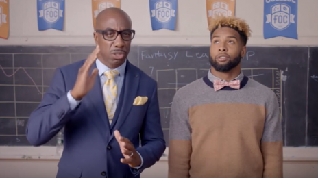 Hilarious! Odell Beckham Jr Receives A Lesson In 'Fantasy Commish Leadership'