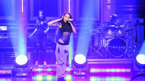 Did You Miss It? Tinashe Shines With 'Player' Performance On 'Fallon'