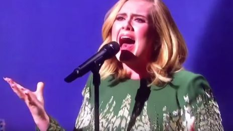 Sneak Peek: Adele Performs 'Hello' Live For First Time On BBC Special