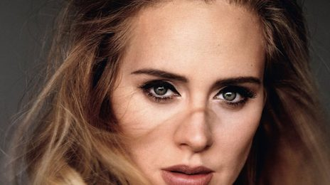Adele Covers The Observer Music Monthly