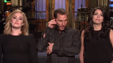 Watch: Adele Stars In 'Saturday Night Live' Promo