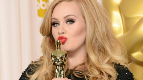 Report: Adele Lands Starring Role In New Movie