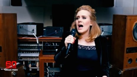 Sneak Peek: Adele Performs New Song 'When We Were Young'