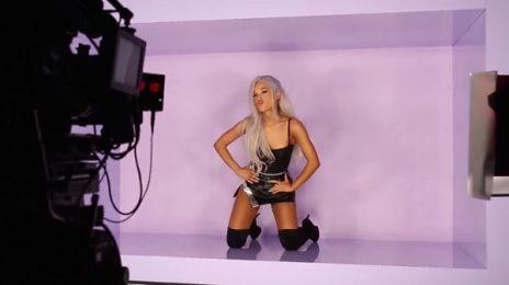 Behind The Scenes: Ariana Grande - 'Focus' Video