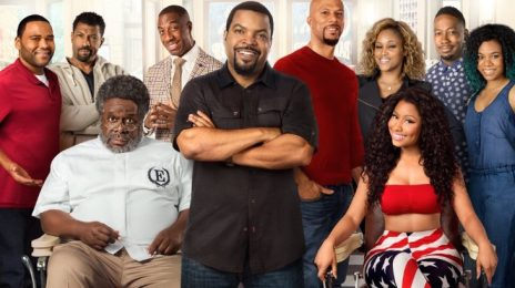 Movie Trailer: 'Barbershop: The Next Cut' (Starring Ice Cube, Nicki Minaj, & More)
