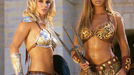 Beyonce & Jay Z Attend Britney Spears' Las Vegas Show