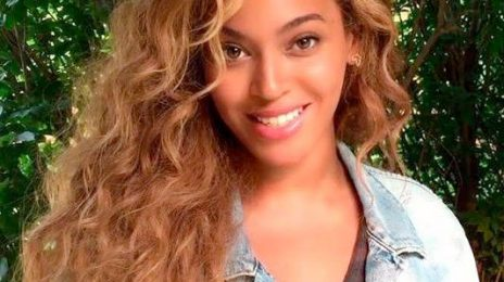 Hot Shot: Beyonce On Set Of Mysterious Script Reading