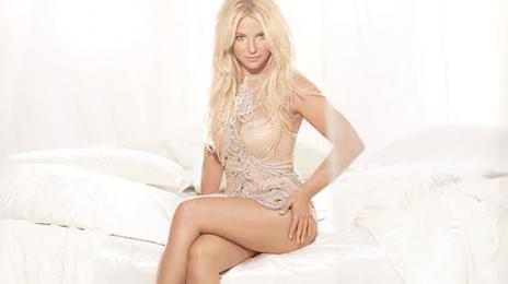 Britney Spears Teases New Album