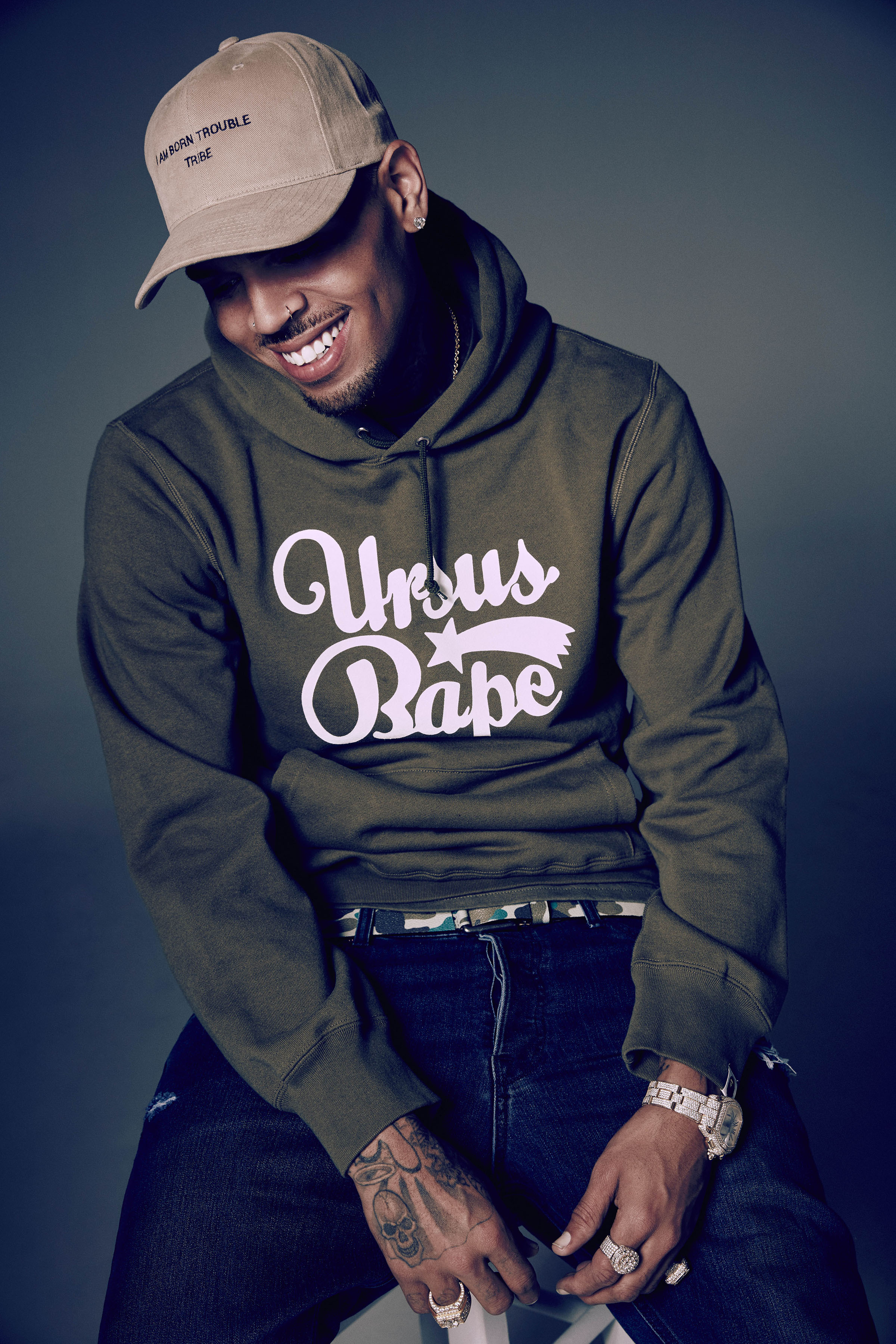 chris brown smiling tumblr - photo #33